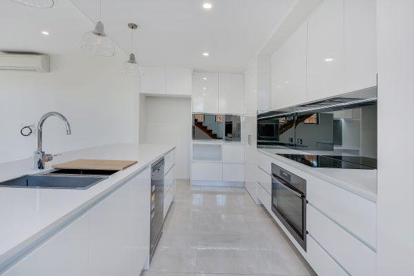 parren homes property development kitchen design