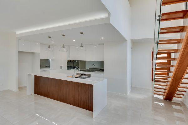 parren homes property development living room model